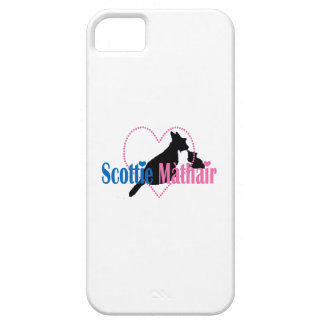 Scottie Mom Cover For iPhone 5/5S