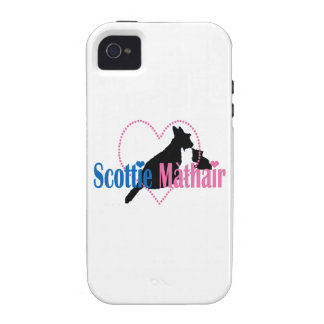 Scottie Mom iPhone 4/4S Cover