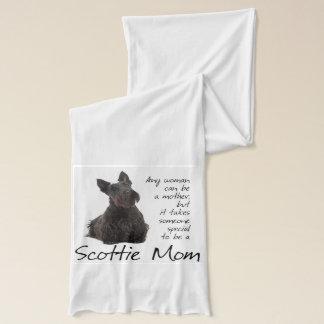 Scottie Mom Scarf