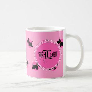 Scottie No 8 Coffee Mug
