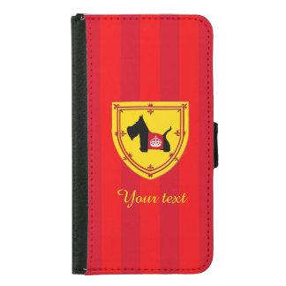 Scottie No 8 Royal Crown Samsung Galaxy S5 Wallet Case