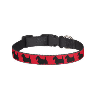 Scottie Pet Collar