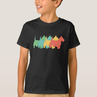 Scottie Retro Pop Art T-Shirt
