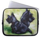 Scottie Scottish Terrier Dog Laptop Case