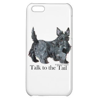 Scottie Talk to the Tail iPhone 5C Cover