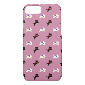 Scotties At Play Personalize iPhone 8/7 Case