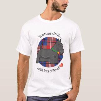 Scotties Do It T-Shirt