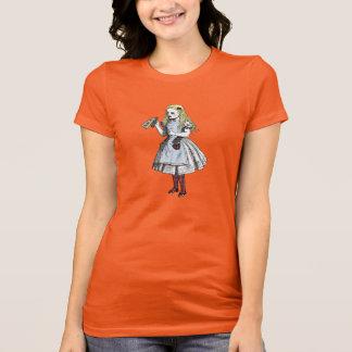 Scottish Alice in Wonderland Tartan T-Shirt