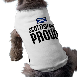 Scottish and Proud Shirt