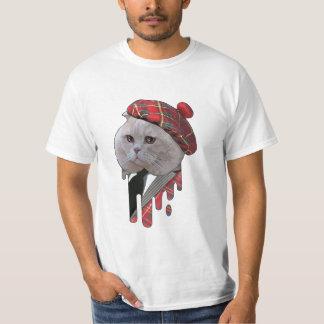 Scottish cat T-Shirt