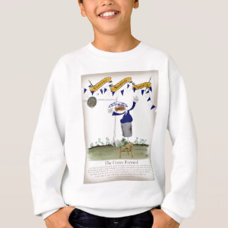 scottish centre forward footballer sweatshirt