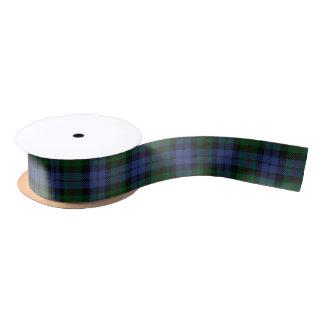Scottish Clan Baird Classic Tartan Satin Ribbon
