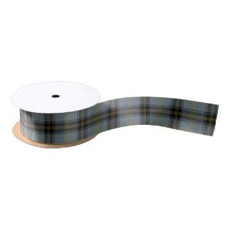 Scottish Clan Bell Classic Tartan Satin Ribbon
