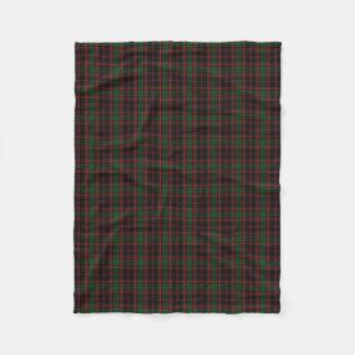 Scottish Clan Cumming Cummings Hunting Tartan Fleece Blanket