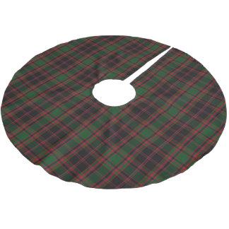 Scottish Clan Cumming Hunting Tartan Brushed Polyester Tree Skirt
