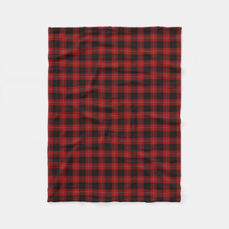 Scottish Clan Cunningham Classic Tartan Fleece Blanket