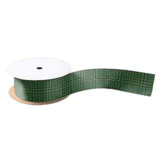 Scottish Clan Currie Classic Tartan Satin Ribbon