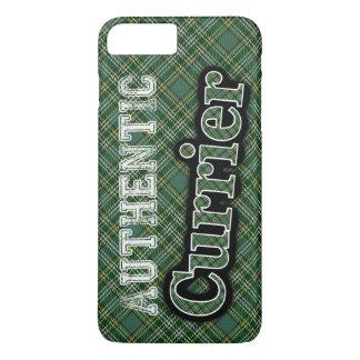 Scottish Clan Currie Currier Tartan Celebration iPhone 7 Plus Case
