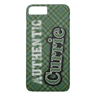 Scottish Clan Currie Tartan Celebration iPhone 7 Plus Case