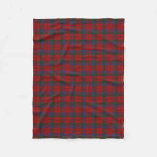 Scottish Clan Donnachaidh Robertson Classic Tartan Fleece Blanket