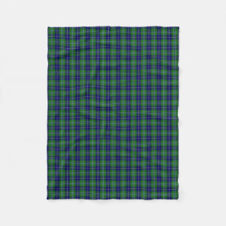 Scottish Clan Douglas Classic Tartan Fleece Blanket