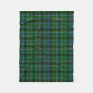 Scottish Clan Duncan Classic Tartan Fleece Blanket