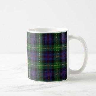 Scottish Clan Farquharson Tartan Coffee Mug