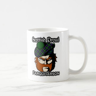 Scottish Clan Farquharson Tartan Scottish Coffee Mug