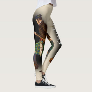 Scottish Clan Gordon By R. R. McIan Leggings