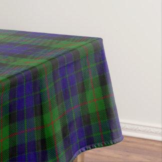 Scottish Clan Gunn Tartan Tablecloth