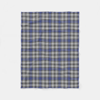Scottish Clan Hannay Classic Tartan Fleece Blanket