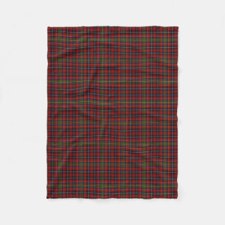Scottish Clan Innes Classic Tartan Fleece Blanket