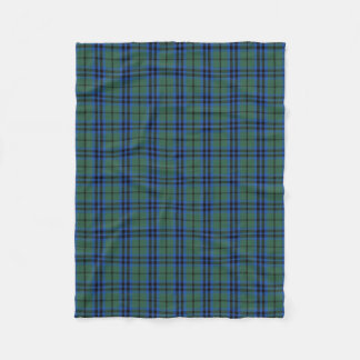 Scottish Clan Keith Classic Tartan Fleece Blanket