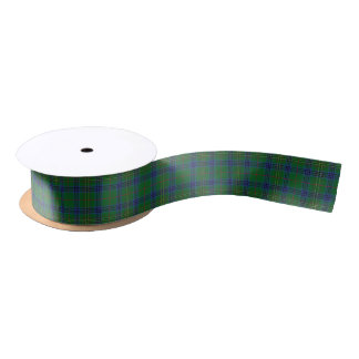Scottish Clan Kennedy Classic Tartan Satin Ribbon