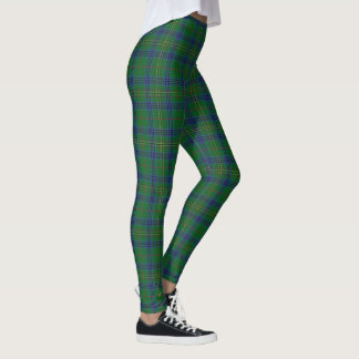 Scottish Clan Kennedy Tartan Leggings