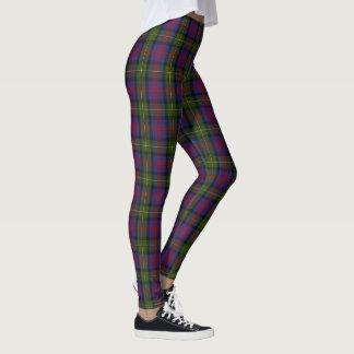 Scottish Clan Logan Tartan Leggings