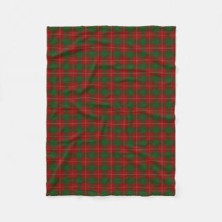 Scottish Clan MacFie Classic Tartan Fleece Blanket