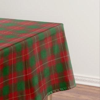 Scottish Clan MacFie Tartan Tablecloth