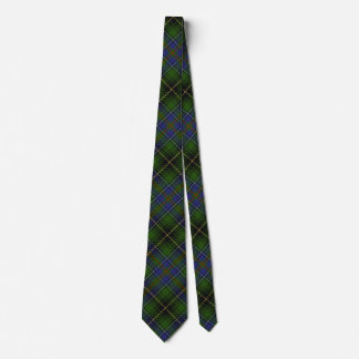 Scottish Clan MacInnes Classic Tartan Tie