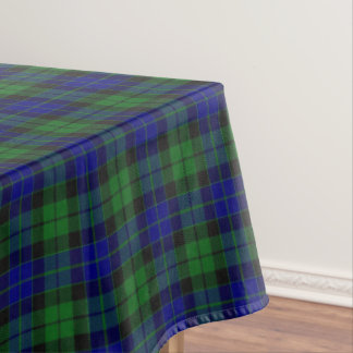 Scottish Clan MacKay Tartan Tablecloth
