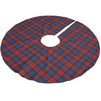 Scottish Clan MacLachlan Tartan Brushed Polyester Tree Skirt