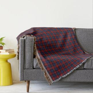 Scottish Clan MacLachlan Tartan Throw Blanket