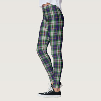 Scottish Clan MacLeod Californian Tartan Leggings