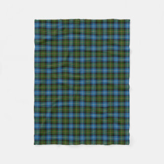Scottish Clan MacNeil Classic Tartan Fleece Blanket