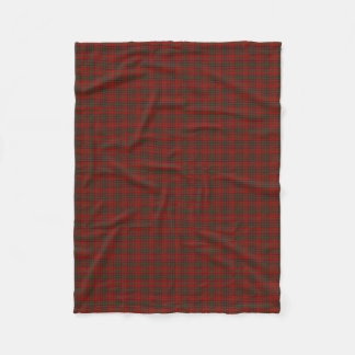 Scottish Clan Matheson Classic Tartan Fleece Blanket