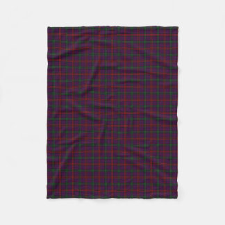 Scottish Clan Montgomery Classic Tartan Fleece Blanket