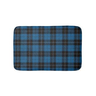 Scottish Clan Ramsay Ramsey Blue Hunting Tartan Bath Mat