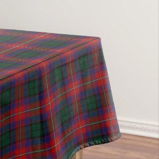 Scottish Clan Rattray Tartan Tablecloth