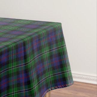 Scottish Clan Rose Hunting Tartan Tablecloth