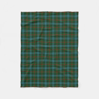 Scottish Clan Ross Hunting Classic Tartan Fleece Blanket